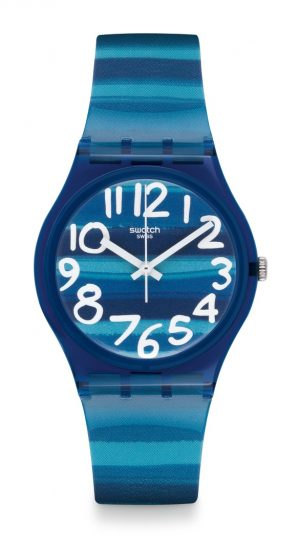 Swatch Linajola 34mm Case Mens Watch GN237