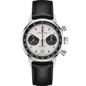 Hamilton American Classic Intra-Matic Automatic Chronograph Mens Watch H38416711 40mm