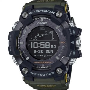Casio G-Shock Master of G Rangeman Men's Alarm Chronograph Watch GPR-B1000-1BER