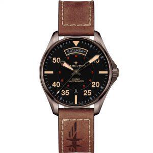 Hamilton Khaki Pilot Aviation Automatic Mens Watch H64605531 42mm