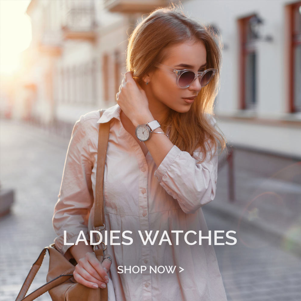 Ladies Watches Banner