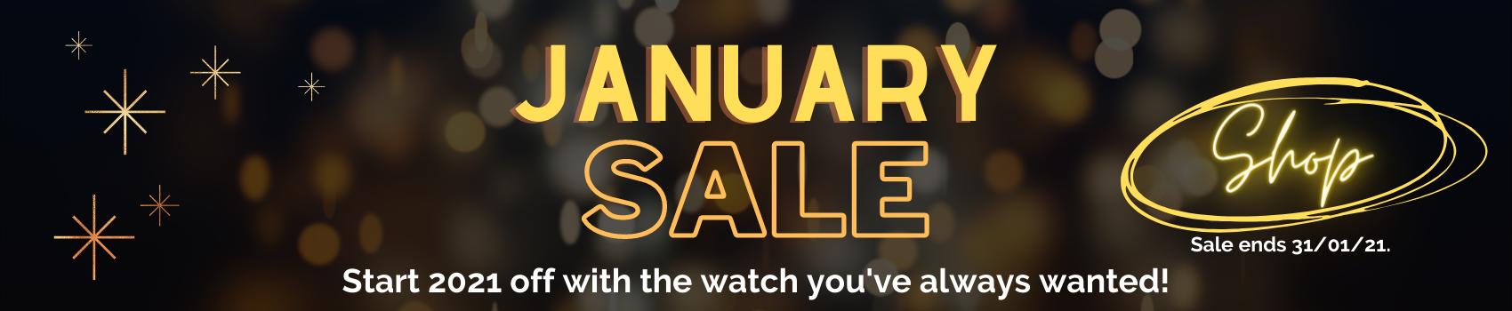 Boxing Day Sale 2020 Desktop Banner