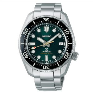 Seiko Prospex 'Island Green' 1968 Recreation Diver's Automatic Stainless Steel Men's Watch SPB207J1
