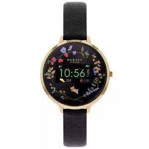 Radley Series 03 Quartz Digital Dial Leather Strap Ladies Smartwatch RYS03-2010
