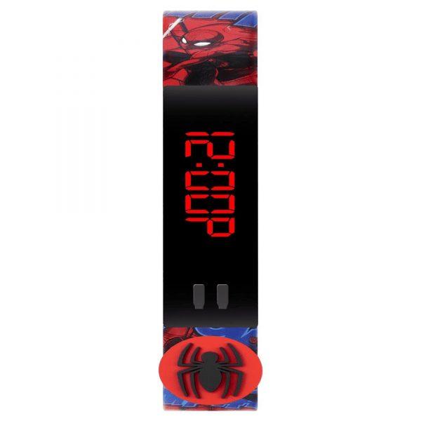 Disney Spiderman Digital Kids Fitness Watch Kids SPD4743ARG