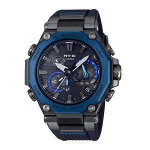 Casio G-Shock Quartz Black Dial Black Stainless Steel Mans Watch MTG-B2000B-1A2ER